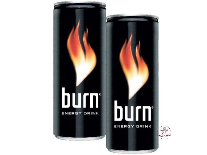 Burn energiaital 0,25l