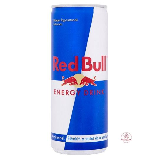 Red Bull Energiaital 0,25l